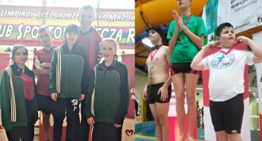 Kolejny tydzień Olimpijczyka z medalami - tym razem w pływaniu i tenisie stołowym