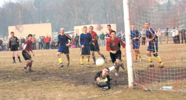 RetroPiłka - marzec 2003 - Tęcza Płońsk