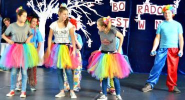 Bo radość jest w nich - na scenie grupa ART Challenge z SOSW Joniec
