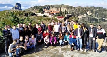 Ich grecka przygoda, czyli uczniowie ZS 1 na zawodowych praktykach