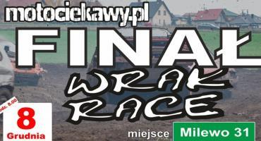 Finał Motociekawy Wrak Race w Milewie