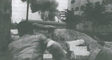 Spacer - Powstanie Warszawskie na Żoliborzu