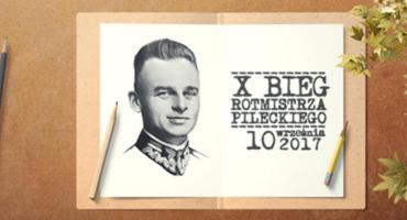 X Bieg Rotmistrza Pileckiego już 10 września 2017
