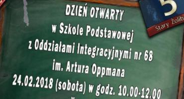 Szkoła Podstawowa im. A. Oppmana zaprasza