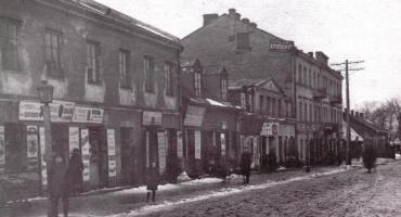 Spacer po Miasteczku Powązki