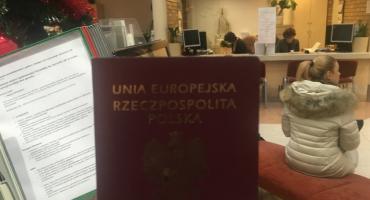 Zgubiłeś paszport przyjdź do urzędu na Żoliborz