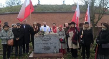 Poświęcenie Kamienia upamiętniającego 100-lecie Niepodległości