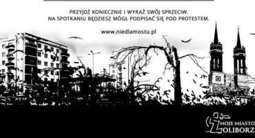 Spotkanie mieszkańców w sprawie mostu Krasińskiego