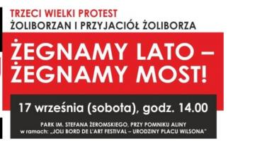 Żegnamy Lato Żegnamy Most.