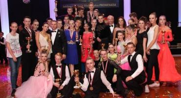 Sukcesy zambrowskich tancerzy na zakończenie sezonu