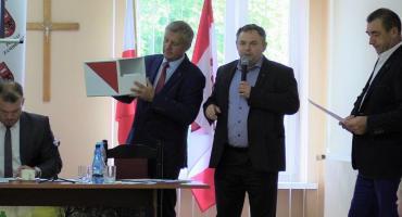 Edward Lipiński nowym Przewodniczącym Rady Powiatu [retransmisja]