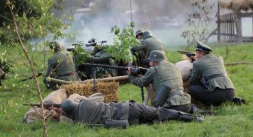 Inscenizacja historyczna bitwy o Zambrów [foto+video]