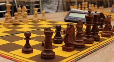 Powiatowe rozgrywki szachowe dzieci i młodzieży