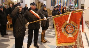 Zapraszamy na uroczystą mszę świętą w intencji strażaków