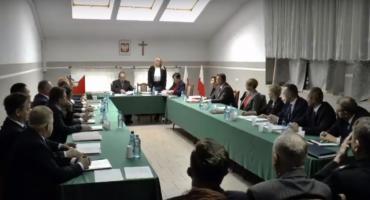 Rada Gminy Kołaki Kościelne obradowała po raz pierwszy w kadencji 2018-2023