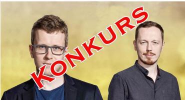 Wygraj bilety na stand-up Antoniego Syrka-Dąbrowskiego i Cezarego Jurkiewicza!