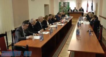 Zobacz II sesję Rady Gminy Zambrów