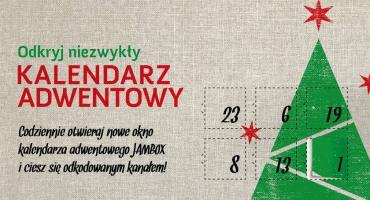 Kalendarz adwentowy JAMBOX - odliczaj z nami do Świąt!