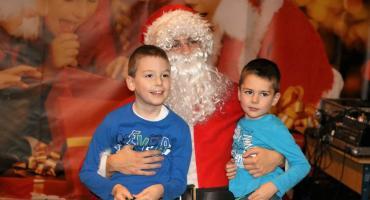 Mikołaj odwiedził najmłodszych mieszkańców Zambrowa [foto+video]