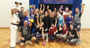 Mikołajki z Zambrowskim Klubem Karate Kyokushin [foto]