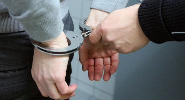 Areszt za posiadanie środków odurzających
