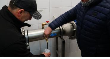 Stacja uzdatniania wody w Łosiach-Dołęgach oficjalnie otwarta [foto]