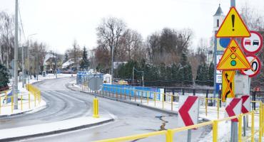 Most na Kościuszki bez wahadła [foto]