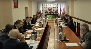 II sesja Rady Powiatu Zambrowskiego [retransmisja]