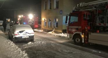 Dwa pożary na terenie Zambrowa [foto+video]