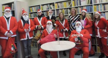 Świątecznie w Filii Miejskiej Biblioteki Publicznej w Zambrowie