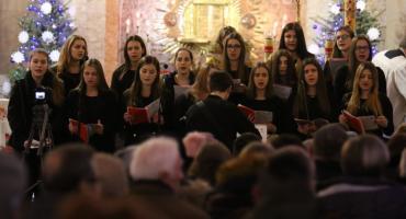 Zambrowska fara rozbrzmiała świątecznymi nutami [foto]