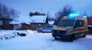 Dzielnicowy uratował dwie osoby przed zaczadzeniem