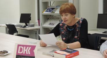 Zambrowski Dyskusyjny Klub Książki ponownie doceniony przez Instytut Książki