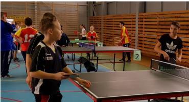 Igrzyska Powiatu Zambrowskiego w tenisie stołowym