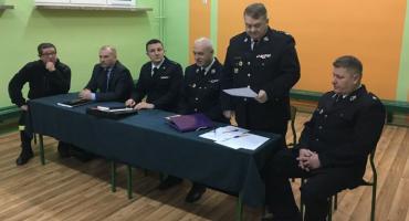OSP w Starym Laskowcu podsumowała ubiegły rok