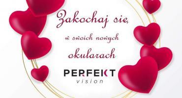 WALENTYNKOWA PROMOCJA w salonie Perfect Vision!