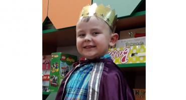 Przekaż 1% podatku na rzecz 6-letniego Marcinka