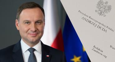 """Prezydent Andrzej Duda o programie """"Nieodpłatnej Pomocy Prawnej"""""""