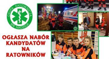 Trwa rekrutacja do zambrowskiego oddziału Grupy Ratowniczej Nadzieja