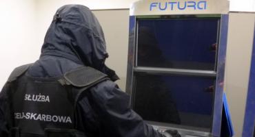 12 nielegalnych automatów zatrzymała łomżyńska KAS