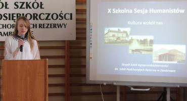 Kultura wokół nas, czyli X Sesja Humanistów w ZSA