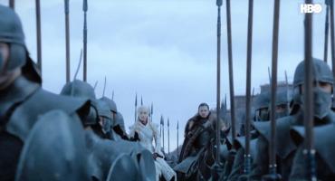 """Dziś drugi odcinek ostatniej serii """"Gry o tron"""". Zobacz w HBO HD!"""