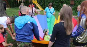 Majówkowy Piknik Rodzinny w Caritasie