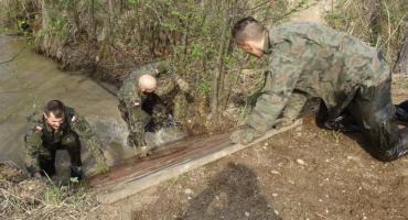 Podlascy Terytorialsi na zawodach rozpoznawczych na Litwie