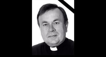 Zmarł ks. dr hab. Marek Truszczyński, były wikariusz parafii pw. Trójcy Przenajświętszej w Zambrowie