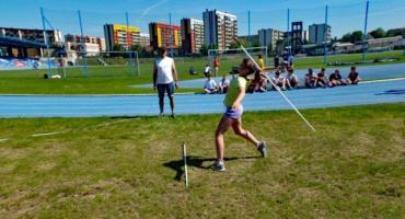 Powiatowe Igrzyska  Młodzieży Szkolnej w lekkiej atletyce [wyniki dziewcząt]