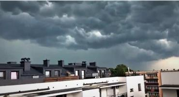 Meteorolodzy znowu ostrzegają przed burzami