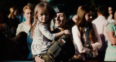 Mama żołnierz? Czemu nie!