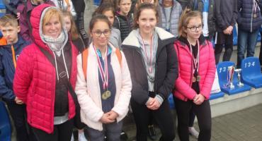 Powiatowe Igrzyska  Dzieci w lekkiej atletyce [wyniki dziewcząt]
