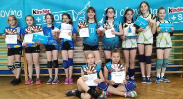 Dziewczęta Rekordu tym razem bez awansu do ogólnopolskiego Finału Kinder + Sport